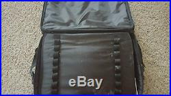 Messermeister 25 Pocket Knife Carrying Storage Case Black Used