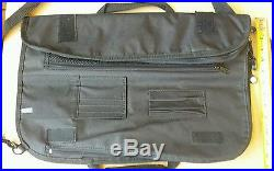 Messermeister 8 Pocket Knife Carry Case Bag Roll Chef Storage Luggage
