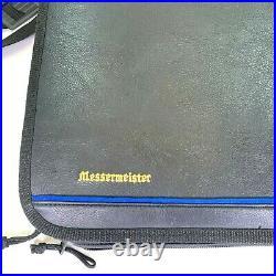 Messermeister Executive Case Culinary Chef Knife Pocket Storage Tool Bag