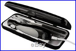 New Oster FPSTEK2803B Electric Knife with Carving Fork and Storage Case