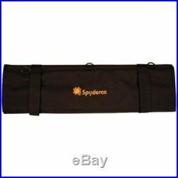 New Spyderco Spyderpac Large Knife Storage Case