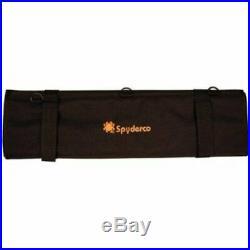 New Spyderco Spyderpac Small Knife Storage Case