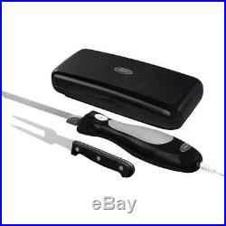 Oster Electric Knife with Carving Fork and Storage Case