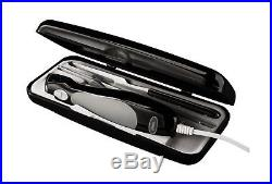 Oster FPSTEK2803B Electric Knife with Carving Fork and Storage Case NO TAX