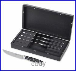 Pampered Chef STEAK KNIFE SET #1581 Free Shipping