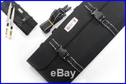 Portable Carry Knife Bag Case Atlantic Chef Carving Kitchen Tool Storage run
