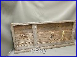 RARE Ducks Unlimited table display FOR KNIFE STORE DISPLAY