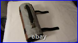 Rare Hickory Hill Pocket Knife Storage Carrying Case Holds 58 Knives