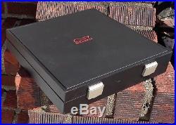 Richartz Folding Pocket Knife Black Storage Case Salesman Sample