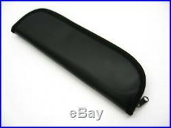 Safe & Sound AC98 Gear 11.5 Storage Padded Protective Knife Case Zippered Pouch