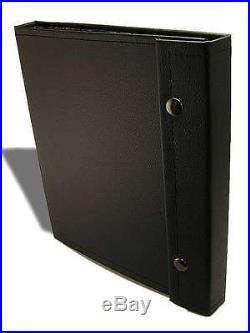 Safe & Sound Case 24 Folding Hard side Felt Lined Folding Pocket Knife Storage