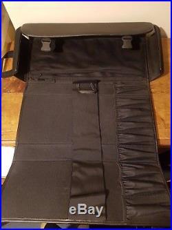 Shun Knife Storage Bag Carry Case Holds 17 Knives With Shoulder Strap