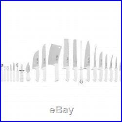 Slitzer 22 Piece Cutlery Kitchen Professional Chef Knife Set With Storage Case