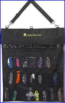 Spyderco Spyderpac Large Knife Storage Case #SP1