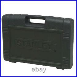 Stanley Homeowners Assortment Standard Tool Kit Molded Case Storage 65-Piece