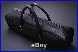 Synthetic Leather Knife Culinary Bag Japanese Sushi Chef Tool Storage Case Roll