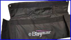 Timberline Folding Pocket Knife Roll Storage Display Case Collection Holder