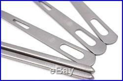 UJack Yu jack knife fork spoon chopsticks with a four-piece storage case. P/O