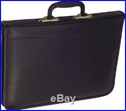 United Cutlery Black Imitation Leather Large 40 Pocket Knife Storage Case 1338