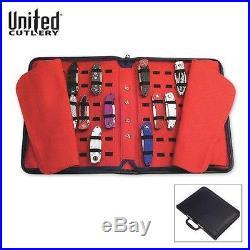 United Cutlery UC1338 Pocket Knife Storage Case, Large New