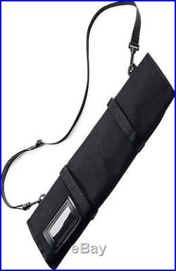 VICTORINOX Knives/Knife Culinary Storage Roll Case Black Polyester PVC