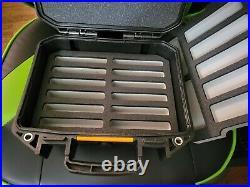 Vault Pelican Small Pistol Storage Drop exclusive Knife inserts Model V100