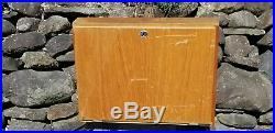 Vintage CASE XX Knife General Store Counter Display Case Glass Front