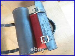 Vintage CASE XX Knife Roll Pocketknife Storage Display Scarce Holds 80 Knives