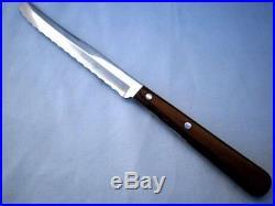 Vintage Case XX Kitchen Knives Set M254 Cutlery with Custom Display Storage Box