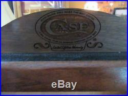 Vintage Dealers CASE XX Pocket Knife Store COUNTER TOP DISPLAY Insert & Keys