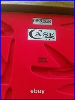 Vintage Gerber/Case Store Knife Display Case