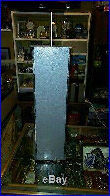 Vintage Gerber Knife Metal Store Display Case Rare