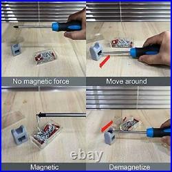 WZG Werkzeug 117 Piece Household Tool Set Kit with Plastic Storage Case