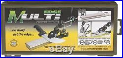 Warthog Multi Edge 220 Knife Sharpening System with Plastic Storage Case WHSME220