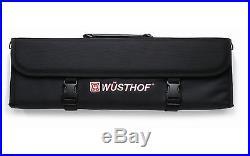 Wusthof 10 Pocket Professional Chefs Case Cordura Knife Storage Roll / Luggage