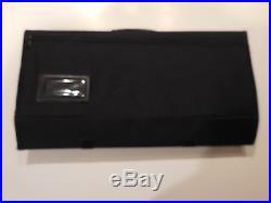 Wusthof 17 Pocket Professional Chefs / Cooks Case Knife Storage Roll / Luggage