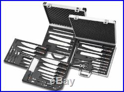Wüsthof Chef's Case Knife Bag Storage for 18 or 23 Pieces without Contains