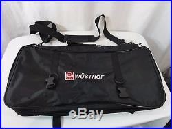 Wusthof Culinary School Knife Chef Carrying Case Storage Large Bag 7368