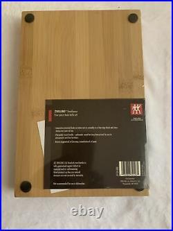 ZWILLING 4-pc Steakhouse Steak Knife Set with Storage Case Sealed-new