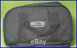 Zero Tolerance ZT997 Knife Storage case 18 Pockets Black Nylon