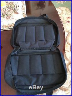Zero Tolerance knife Storage Bag Travel Case padded pockets With Zt Sheath