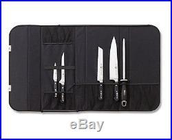 Zwilling J. A. Henckels 17 Pocket Pro Chefs Case Knife Storage Roll / Luggage